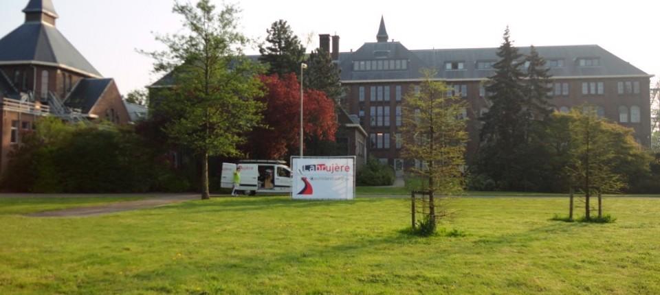 Klooster nabij Zoeterwoude